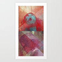 Into Solace Art Print