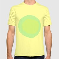 Chloe Mens Fitted Tee Lemon SMALL