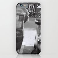 iPhone & iPod Case featuring Parking Meter by Anthony Bellus