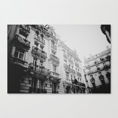 Paris Nº4 Canvas Print