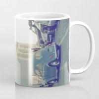 Hotel Atlantis Vintage M… Mug