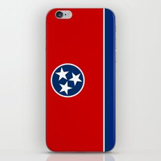 State flag of Tennessee, HQ image iPhone & iPod Skin