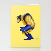 What a Mugg Stationery Cards