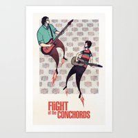 We Are Robots - Flight of the Conchords Art Print
