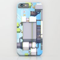 iPhone Cases featuring FEZ (Group Zine) by Timothy J. Reynolds