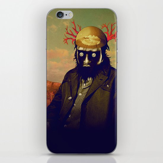 king of the desert iPhone & iPod Skin