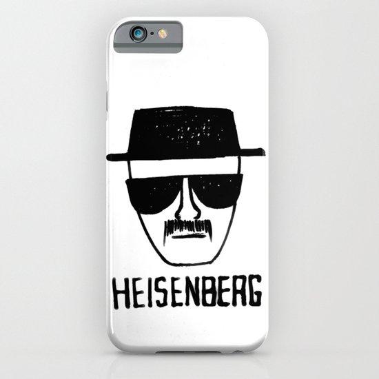 Heisenberg - Breaking Bad Sketch iPhone & iPod Case