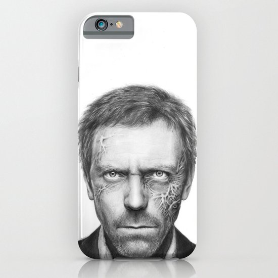 House MD iPhone & iPod Case