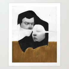 A Thousand Miles Art Print