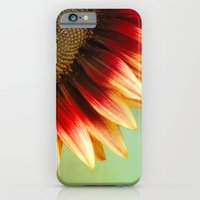 iPhone & iPod Case featuring Sunflower by Wood-n-Images