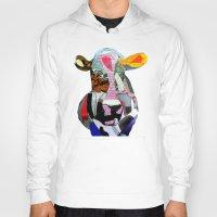 the mod cow  Hoody