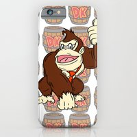 iPhone & iPod Case featuring D.K by 8 BOMB