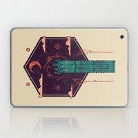 The Tower Azure Laptop & iPad Skin