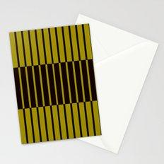 Quagga Zebras Play Piano Duet Stationery Cards