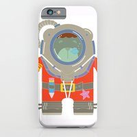Oso Buzo (Scuba Dibear) iPhone 6 Slim Case