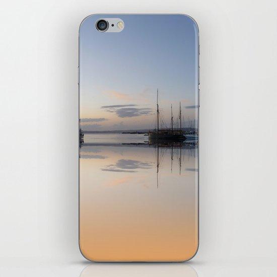 Brixham reflected iPhone & iPod Skin