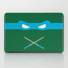 Blue Ninja Turtles Leonardo iPad Case