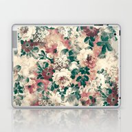 Quiet Garden Movement Laptop & iPad Skin