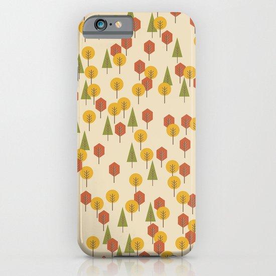 Geometric Woods Ver. 3 iPhone & iPod Case
