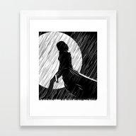 Death Dealer Framed Art Print