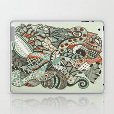 Peanuts i wanted to be octopus Laptop & iPad Skin