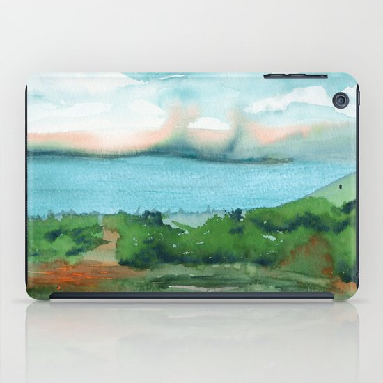 Passing Afternoon iPad Case