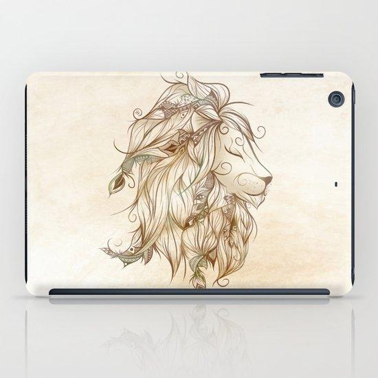 Poetic Lion  iPad Case