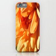 Vermont Autumn Golden Fl… iPhone 6 Slim Case