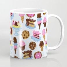 Dessert Pattern Mug