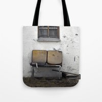 garden furniture... Tote Bag