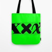 XXX-height. Tote Bag