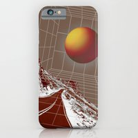 drive iPhone & iPod Cases featuring Drive by DM Davis