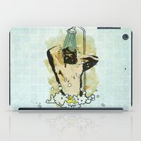 Showering that Sarlacc Off iPad Case