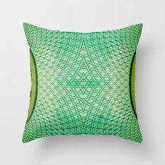 museumer Throw Pillow