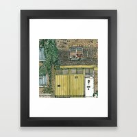 MEWS 2 Framed Art Print