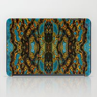 Graffiti In Reflection iPad Case