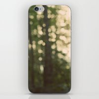 Forest Mist iPhone & iPod Skin