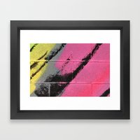 Abstracto (1) Framed Art Print
