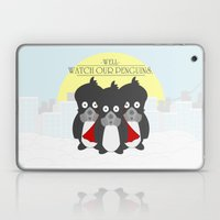 Tear Gas Laptop & iPad Skin