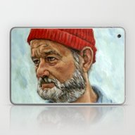 Bill Murray / Steve Ziss… Laptop & iPad Skin