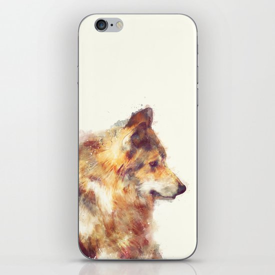 Wolf // True iPhone & iPod Skin