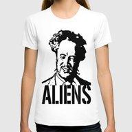 T-shirt featuring Giorgio A. Tsoukalos (Th… by Silvio Ledbetter