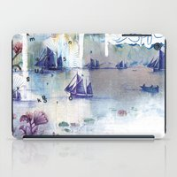 When Words Are Silent iPad Case