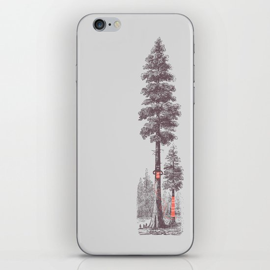 Granny's Hobby iPhone & iPod Skin