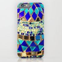 mosaic and beads [photograph] iPhone 6 Slim Case
