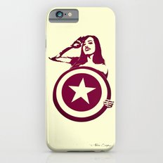 Captain Girl America iPhone 6 Slim Case