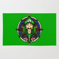 Luigi's Lament Rug