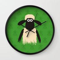 Shaun Wall Clock