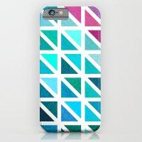 Triangles #7 iPhone 6 Slim Case