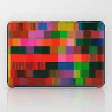 videotape (bear2_hex) iPad Case